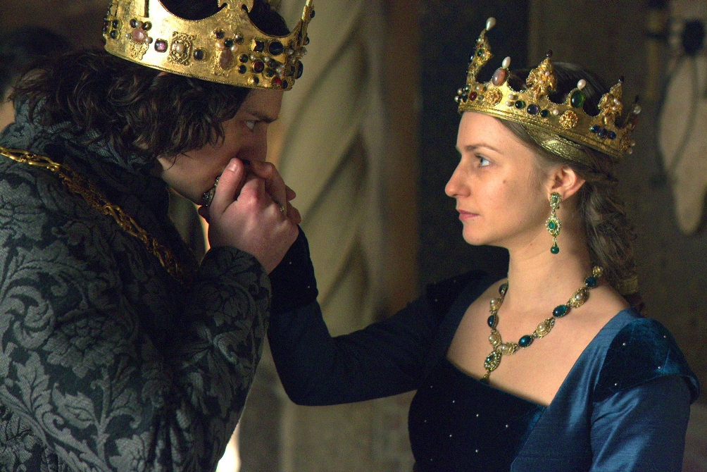 Feit of fictie in The White Queen
