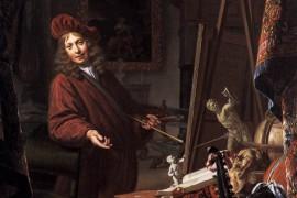 Van Musscher: portrettist van de elite
