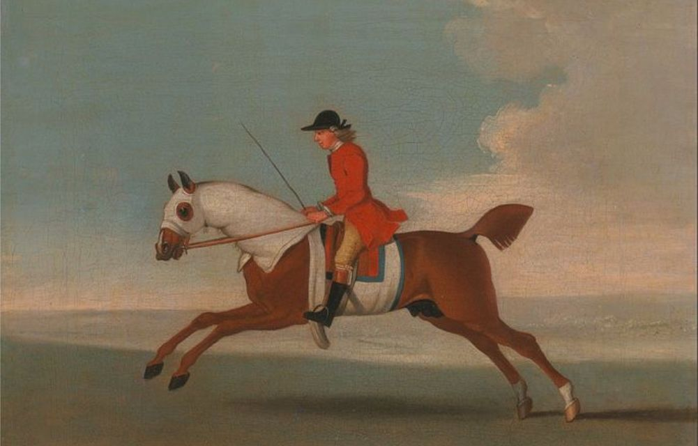 Foto: galopperend paard, James Seymour (1702-1752)