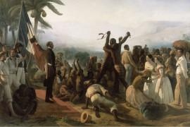 De invloed van slavernij op taal