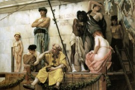 Racisme en slavernij in de Romeinse wereld