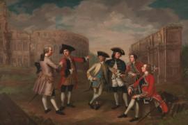 Engelsen op Grand Tour: toerisme in de 18e eeuw