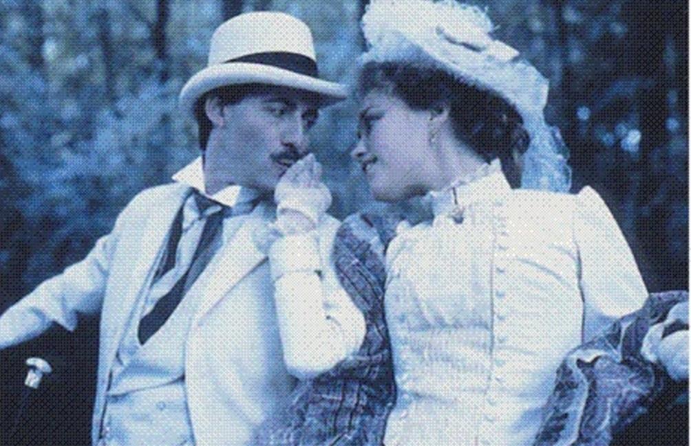 Foto: beeld uit de film Eline Vere (1991)