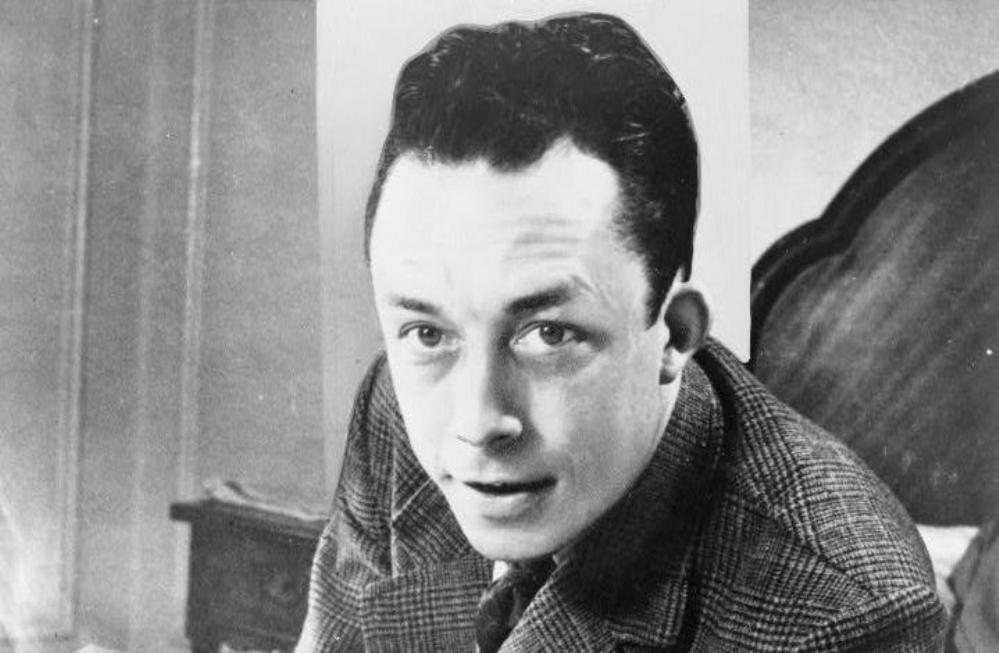 Foto: Camus, 1957