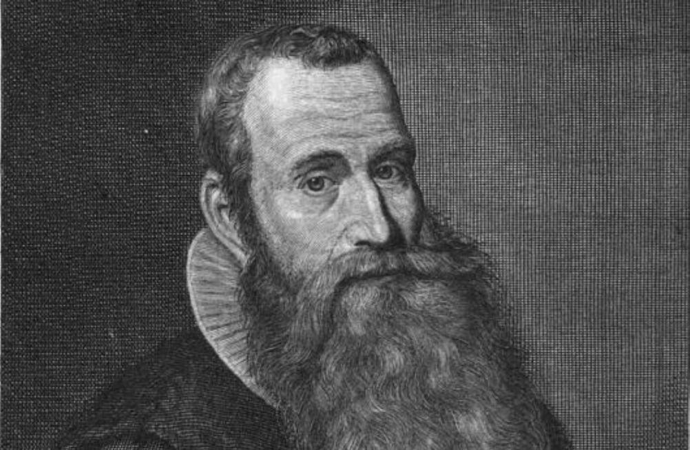Foto: Johannes Bogerman (1576-1637), een van de vertalers die aan de Statenvertaling werkte