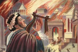 Feit of fictie: Keizer Nero stak Rome in brand