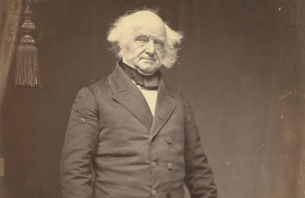 Foto: Martin van Buren (1782–1862)
