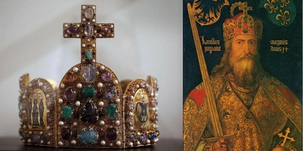 14.08.19.Karel de Grote - kroon 2