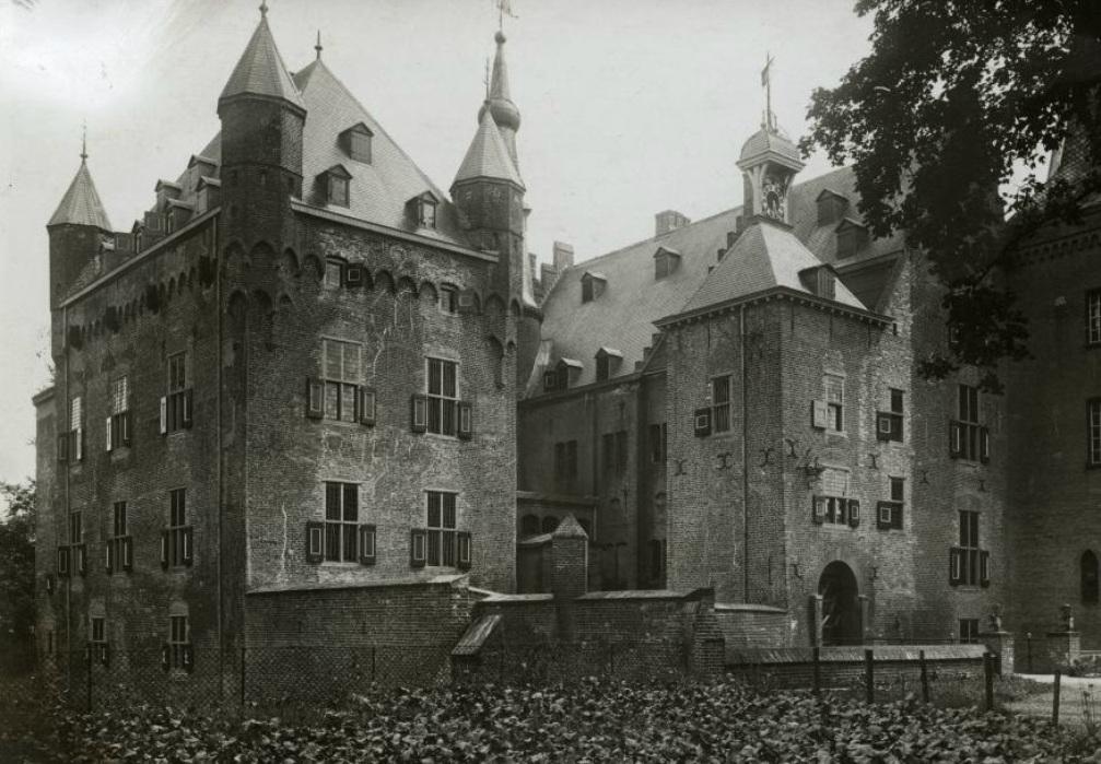 14.08.29.Kasteel Doorwerth - 1913