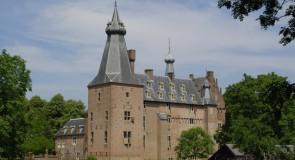 Kasteel langs de Rijn: kasteel Doorwerth
