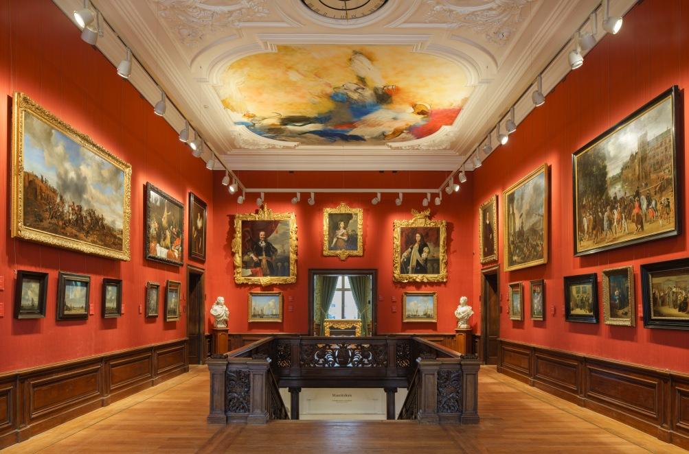 14.08.Mauritshuis heropend - hal