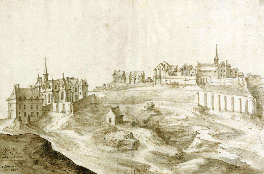 14.09.10.Montmartre - klooster 1625