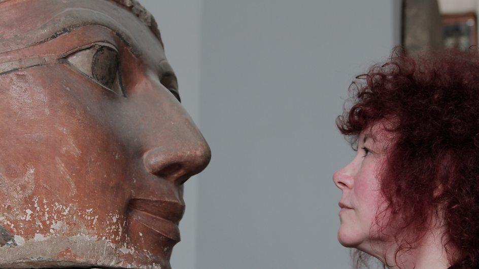 Professor Joann Fletcher onderzoekt het verborgen verleden van Egypte.