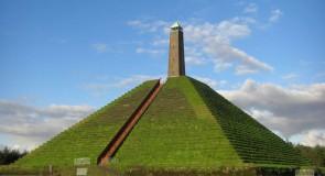 Een 'Pyramide' op de hei