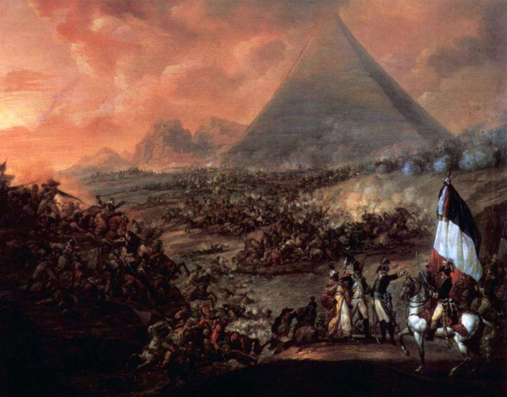 14.10.08.Pyramide van Austerlitz -  Egypte