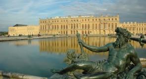 De bouw van Versailles