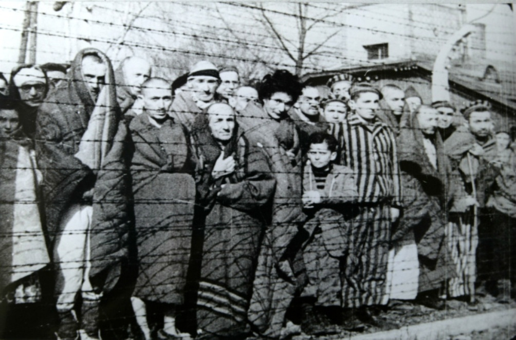 14.10.15.Kinderen van foute ouders - Auschwitch