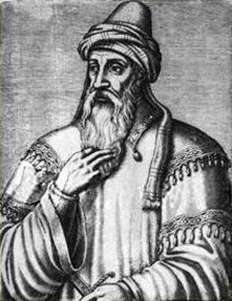 Salāh ad-Dīn Yūsuf bin Ayūb, in de westerse wereld beter bekend als Saladin (1137-1193)