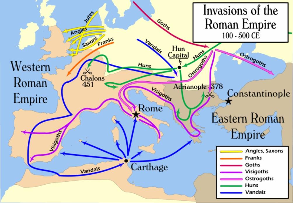 Ongekend Hadrianopolis: het Romeinse Rijk op zijn knieën - Geschiedenis Beleven KK-01
